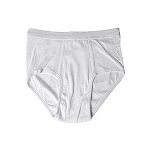 Men's Briefs 1st Quality White