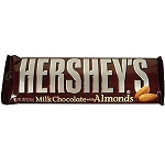 Hershey's with Almonds Bar