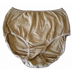 Ladies Brown Cotton Panties