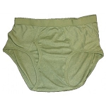 Men's Green Briefs