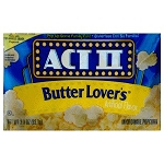 Popcorn - Act II Butter
