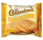 Grandma's Peanut Butter Big Cookie