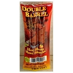 Double Barrel Hot Shots