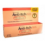 Anti-Itch Cream 1 oz.