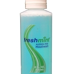 Freshscent Alcohol-Free Mouthwash 2 oz.