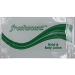 Freshscent Hand & Body Lotion Packet