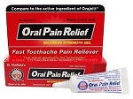 Oral Pain Reliever