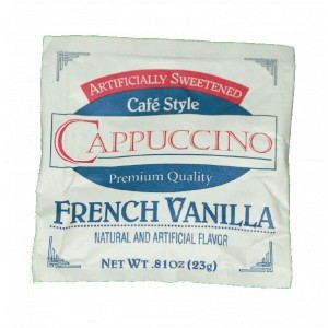 French Vanilla Cappuccino Mixes