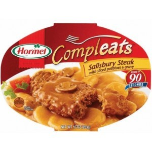 Hormel Salisbury Steak
