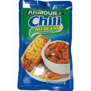 Armour Chili No Beans