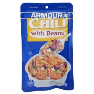 Armour Chili w/Beans