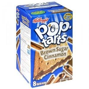 Pop Tart - Frosted Brown Sugar Cinnamon