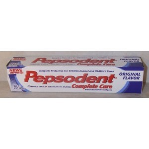 Pepsodent Toothpaste 6 oz.