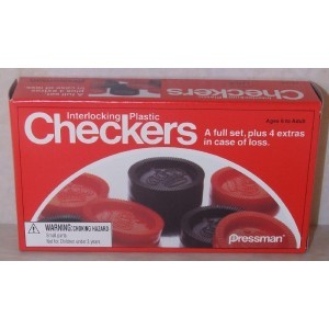 Checkers Replacement Pieces