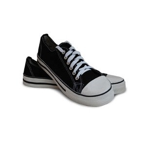 Low Top Canvas Lace Up