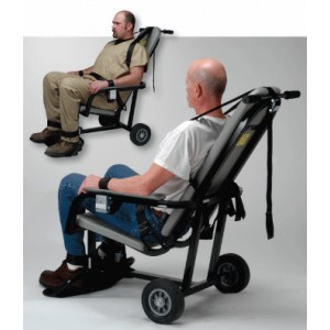 Humane Restraint Emergency Restraint Chair