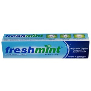 Freshmint Toothpaste for Sensitive Teeth