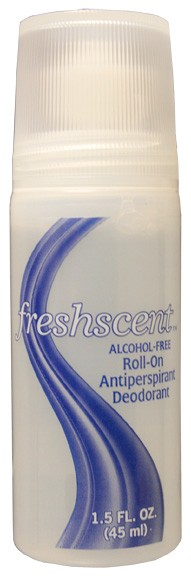 Freshscent Roll-On Deoderant (clear)