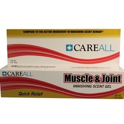 Muscle & Joint Gel 3 oz.
