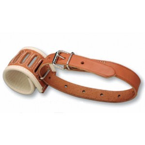 Leather Humane Wrist & Ankle Cuff