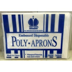 Aprons Disposable Polyethylene